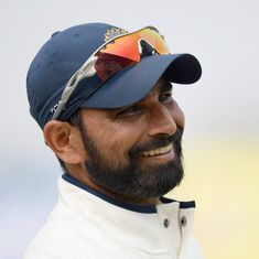 Mohammed Shami says recent good form in ODIs is due to playing regular Test cricket