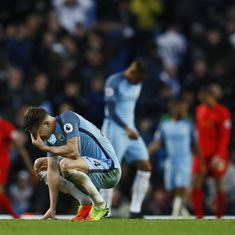 Premier League: Manchester City, Liverpool play out exhilarating 1-1 draw at the Etihad