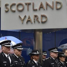UK: On eve of polls, Scotland Yard arrests three men from East London over possible terror attack