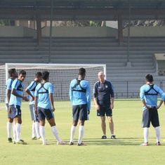 Football: Ahead of 2019 Asian Cup qualifiers, India to play friendlies against Lebanon and Palestine