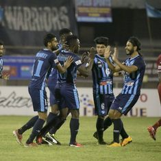 After two months of toil, Minerva Punjab are finally proving that they belong in the I-League