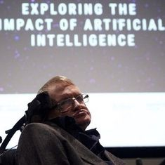 Earth will become a sizzling fireball by 2600 AD, warns Stephen Hawking
