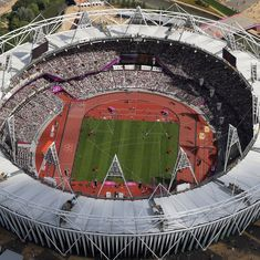 London's Olympic Stadium could host India-Pakistan tie during 2019 Cricket World Cup