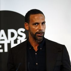 'I was drinking a lot at night': Rio Ferdinand talks of pain and helplessness after wife's death