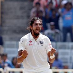 Ranji Trophy round-up: Ishant sends reminder to selectors with fiery spell, Pandey scores double ton