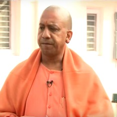 Video: Adityanath had declared his plans for UP before anyone knew he would be its chief minister