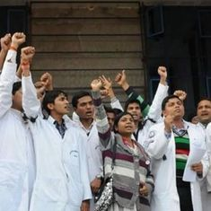 Maharashtra: Minister claims protesting doctors have agreed to resume work, IMA says strike still on