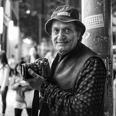Raghu Rai honoured with Lifetime Achievement at the National Photography Awards