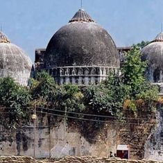 Reading list: Six articles that explain the Babri Masjid-Ram Janmabhoomi dispute