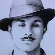 A new play shows a side of Bhagat Singh that politicians and Bollywood movies gloss over