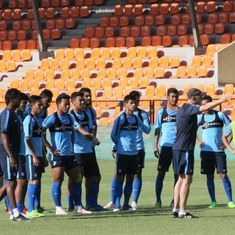 Indian football: Player ratings for the 3-2 win over Cambodia