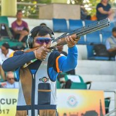 Ankur Mittal in final of double trap in ISSF World Championship shotgun