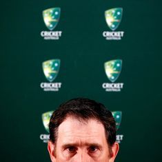 'Not sure Kohli knows how to spell sorry': CA chief James Sutherland shows he's a master sledger too