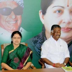 Sasikala likely to move Supreme Court against EC decision to allow AIADMK to use party symbol