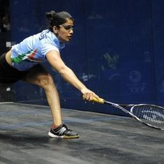 Squash Nationals: Joshna survives scare against Sachika, Mahesh to face Vikram in men's final