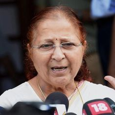 Lok Sabha Speaker Sumitra Mahajan accepts five YSR Congress MPs' resignations