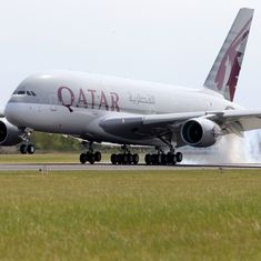 Hyderabad: Baby dies after allegedly developing breathing problems on Qatar Airways flight