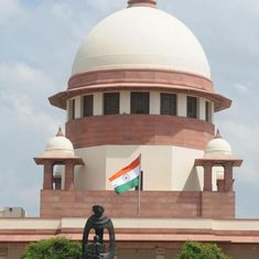 Centre sitting on collegium's recommendation for judges' appointments, says SC