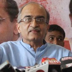 Prashant Bhushan files complaint against CJI Dipak Misra in medical college scam: The Indian Express