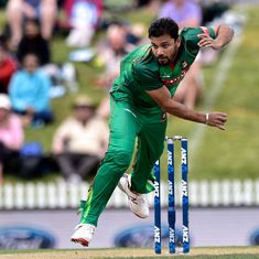 Bangladesh ODI captain Mashrafe Mortaza to contest in upcoming election