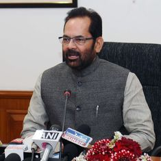 Lok Sabha polls: Now, Mukhtar Abbas Naqvi purportedly calls army 'Modiji ki sena'