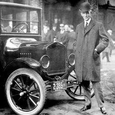 हेनरी फोर्ड : एक ऐसा अमेरिकी जिसे हिटलर अपना प्रेरणा स्रोत मानता था