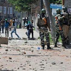 कश्मीर में सीआरपीएफ जवानों की व्यथा सहित आज के अखबारों की प्रमुख सुर्खियां
