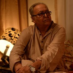 Bengali actor Soumitra Chatterjee selected for France's highest civilian award