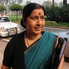 Threats endangering peace and stability in South Asia on the rise, says Sushma Swaraj