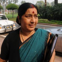 Sushma Swaraj dials Indian envoy in the US after a Sikh man is stabbed to death in California