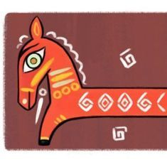 Watch this documentary on Jamini Roy as Google Doodle celebrates his 130th birthday