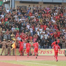The heart and soul of Indian football is in the Northeast. But when will the AIFF realise that?