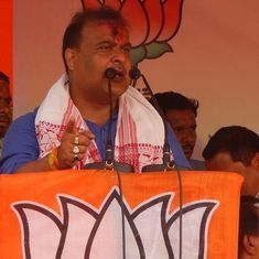 In Assam, BJP thwarts the political ambitions of its regional point man, Himanta Biswa Sarma