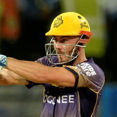 Kolkata Knight Riders batsman Chris Lynn doubtful for remainder of IPL season