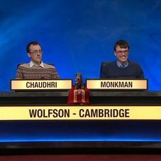 #Monkmania and how BBC's University Challenge 'nerds' go viral