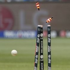 A statistical anomaly: ICC says it will continue to use 'zing' bails despite glaring recent problems