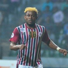 Numbers from the Kolkata derby: Sony Norde excels, while Chris Payne has a poor outing