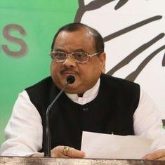 Congress leader and Badminton Association of India chief Akhilesh Das Gupta dies