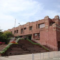 JNU Students' Union tells HC it did not violate order on protests near the administrative block