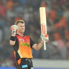 Sunrisers to wait for Cricket Australia's decision on David Warner, says VVS Laxman