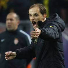 'Uefa treated us as if a beer can had been thrown at the bus': Borussia Dortmund coach Thomas Tuchel