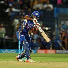 Mumbai Indians environment made a difference: Nitish Rana credits Jayawardene, Sachin for success