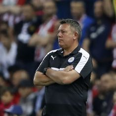 Leicester City sack manager Craig Shakespeare just four months after handing him permanent contract