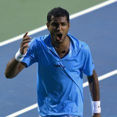 Ramkumar Ramanathan jumps 38 places to career-best rank of 184 after splendid show at Antalya Open