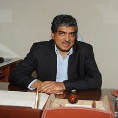 Interview: Aadhaar is being demonised because it's so transparent, says Nandan Nilekani