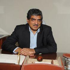 Infosys shares jump after reports indicate Nandan Nilekani may return as CEO