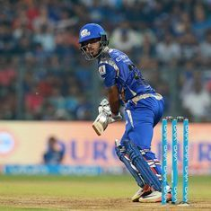 From being 'mentally disturbed' a month ago, Mumbai Indians' Nitish Rana is lighting up the IPL
