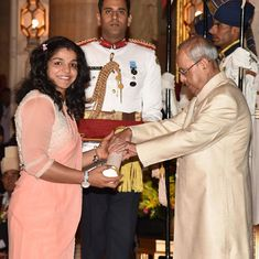 Cho Ramaswamy, Dipa Karmakar, Sakshi Malik win Padma awards