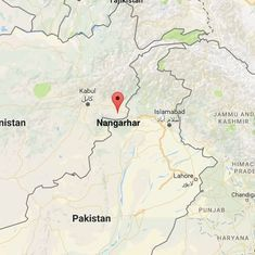 Afghanistan: At least 19 dead in suicide bomb attack in Nangarhar province