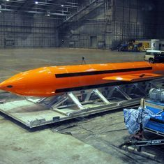 Videos: How the 'mother of all bombs' (which the US dropped on Afghanistan) works